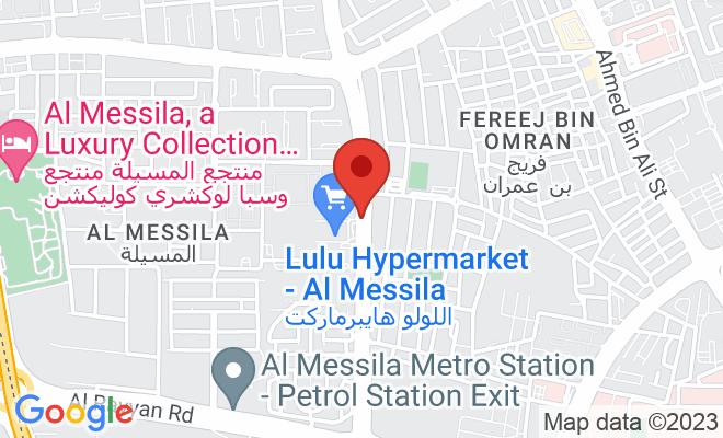Al Aqsa Medical Center location