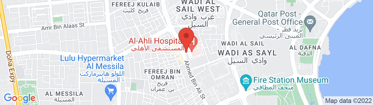 Abeer Eisa location