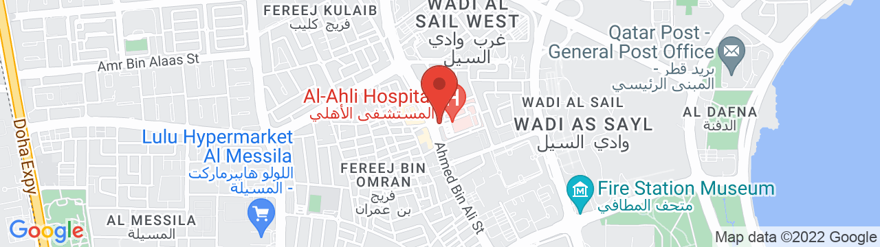 Wael Maani location