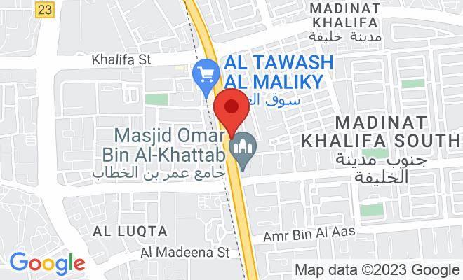 Queen Dental Center (Madinat Khalifa) location