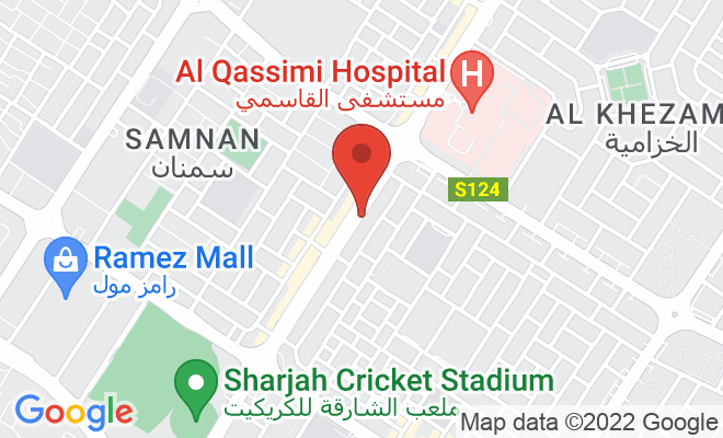 NMC Medical Centre (Shahba) location