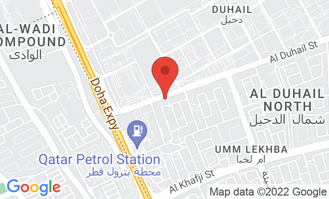 Al-Wehda Medical Group (Duhail) location