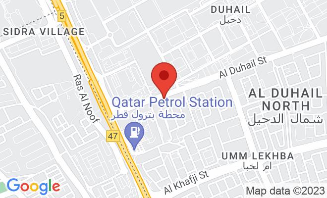 Al-Wehda Medical Group (Duhail) location