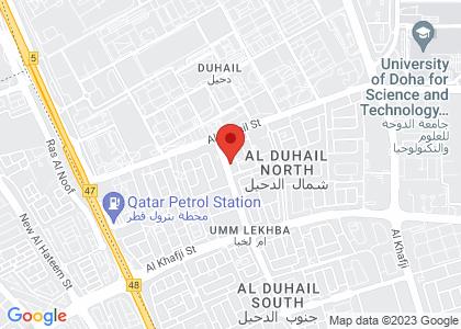 Salwa Darwish location