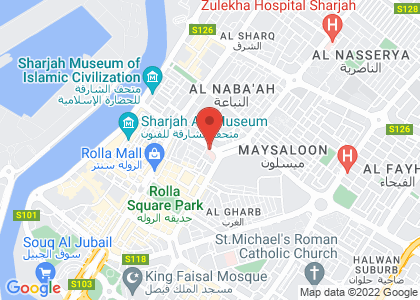 Abdullah Davoodbhoy location