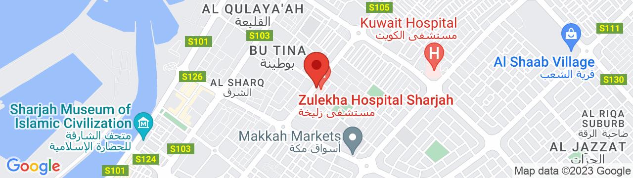 K.M. Abdul Manaf location