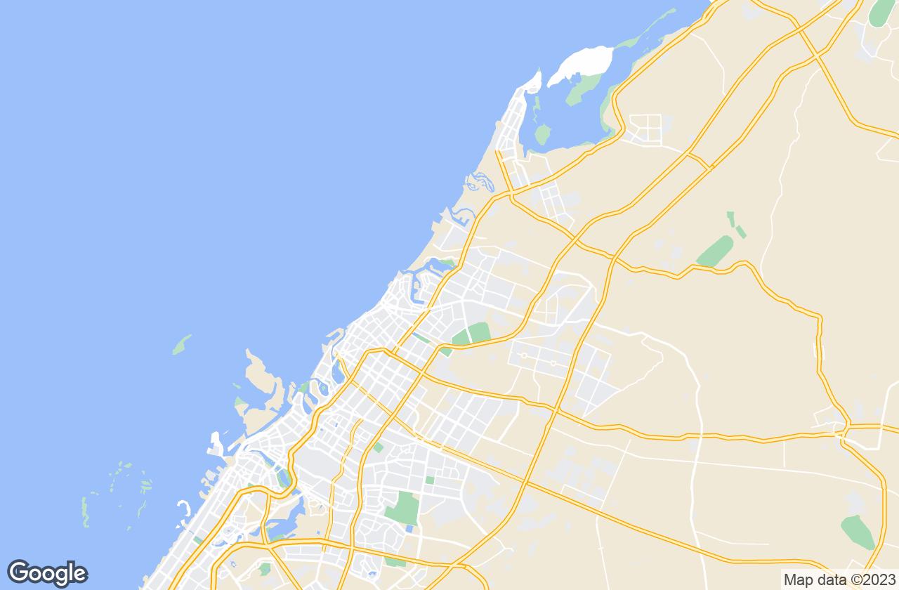 Google Map of عجمان