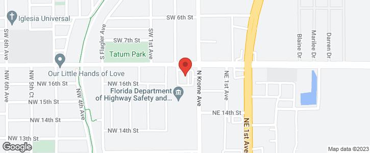 1460 N Krome Ave Florida City FL 33034