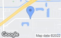 Map of Homestead, FL