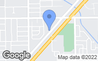 Map of Homestead, FL