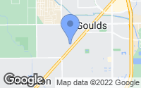 Map of Goulds, FL