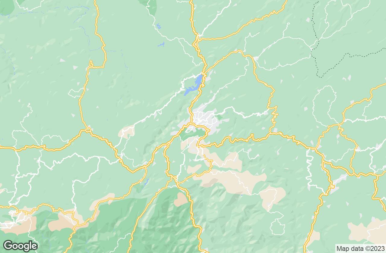 Google Map of شيلونغ