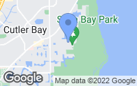 Map of Cutler Bay, FL