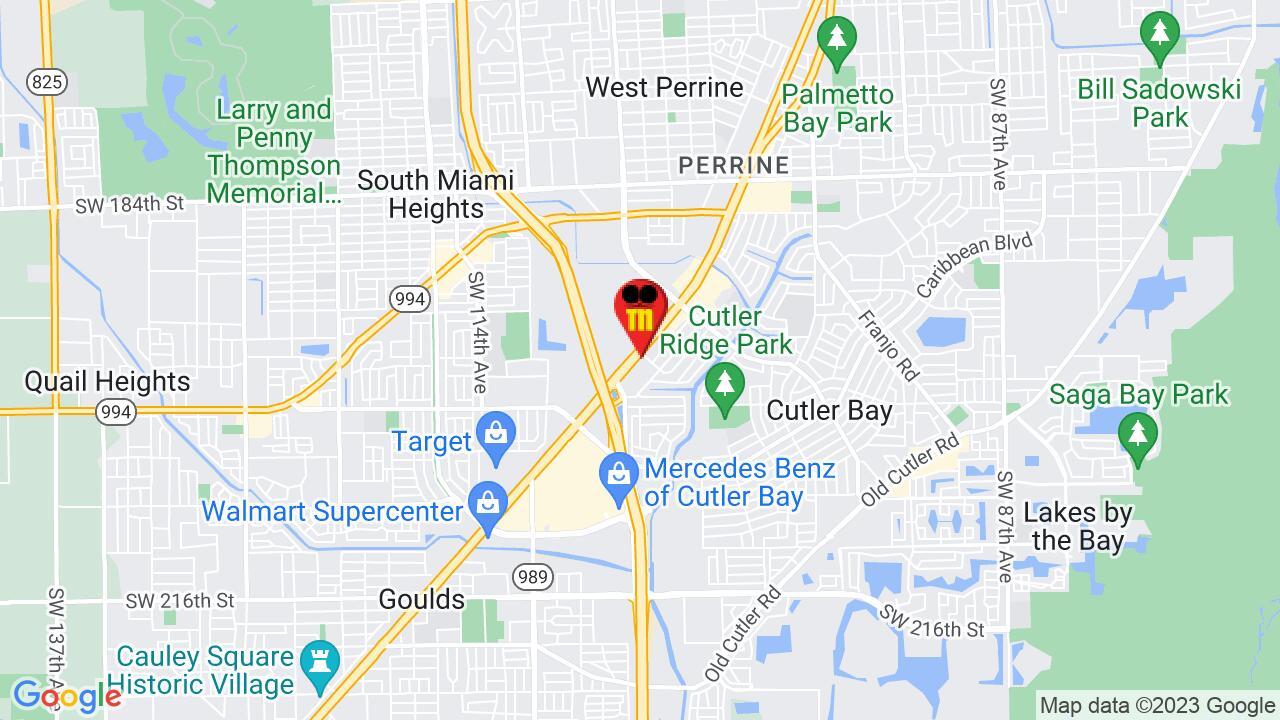 Google Map of South Miami Pest Control