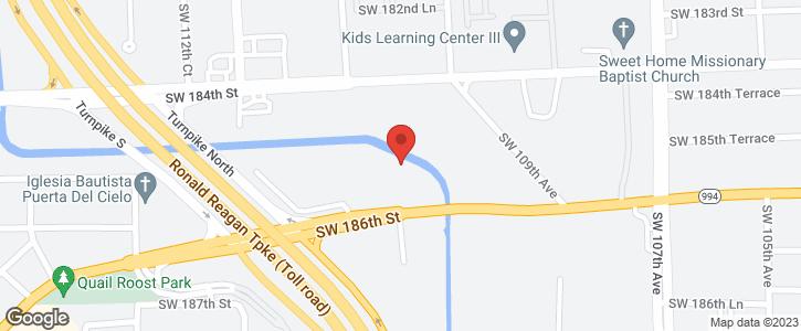 10957 SW 186th St Cutler Bay FL 33157