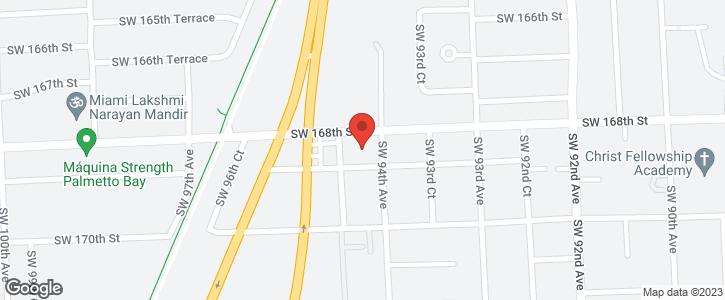 9400 SW 168th St Palmetto Bay FL 33157