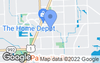 Map of Palmetto Bay, FL