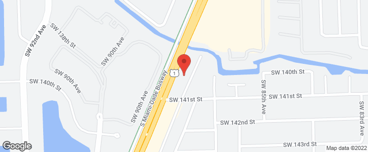 13989 So Dixie Highway Palmetto Bay FL 33177