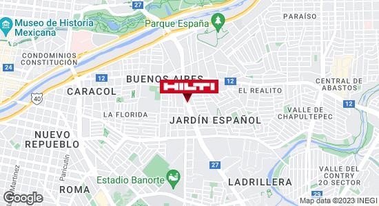 Ocurre Paqex Monterrey (Colonia Jardín Español)
