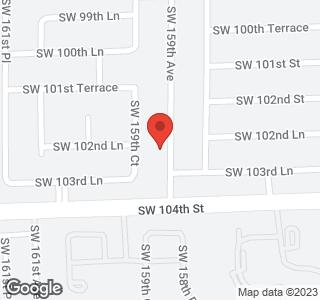 10254 SW 159 Avenue