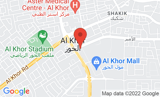 Aster Medical Centre location