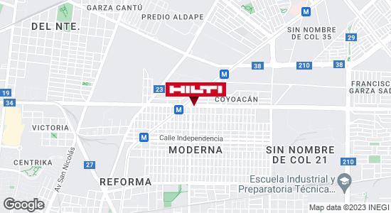 Tienda Hilti Monterrey