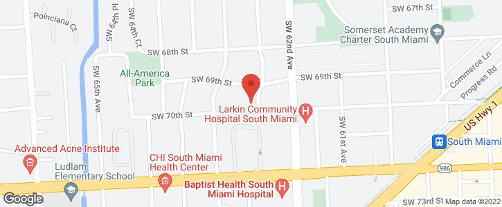 6620 SW 57 ave South Miami FL 33143