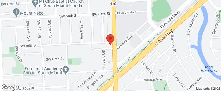 6600 SW 57th Ave South Miami FL 33143