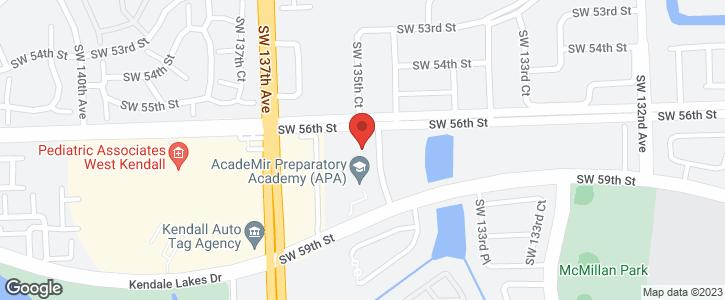 5600 SW 135 Ave Miami FL 33183