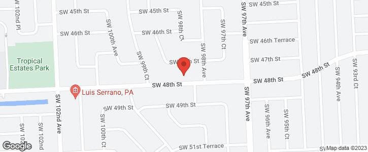 9841 SW 48th St Miami FL 33165