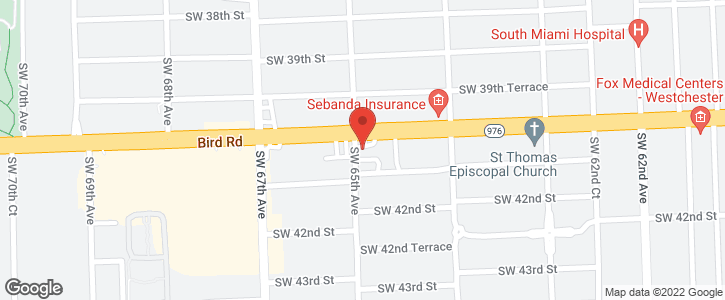 6490 Bird Rd South Miami FL 33155