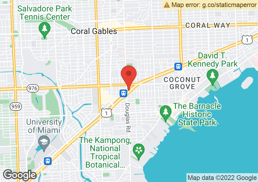 Google Map of 3655 S DIXIE HWY