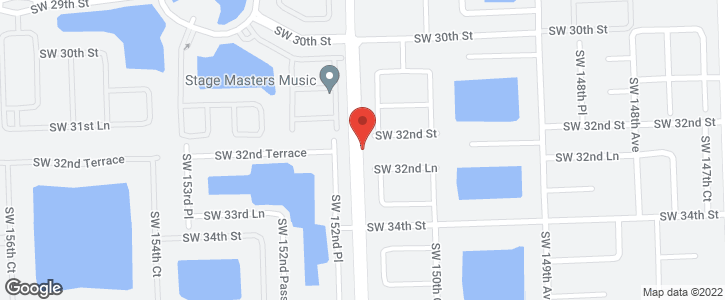 SW 152 AVE Miami FL 33185