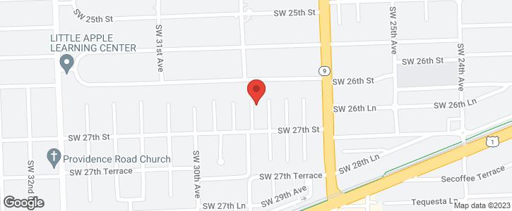 2633 SW 29th Ave Miami FL 33133