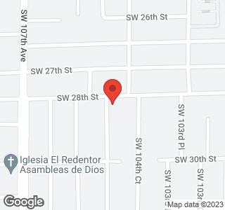 10460 SW 28th St