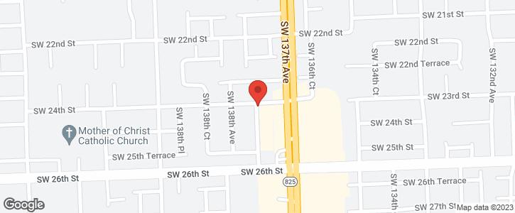 2406 SW 137 Miami FL 33175