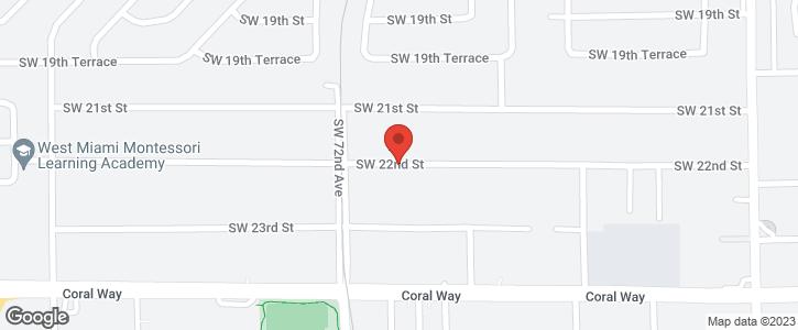 7144 SW 22nd St Miami FL 33155