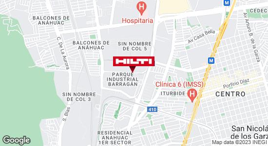 Obtener indicaciones para Ocurre Paqex Monterrey (San Nicolás)