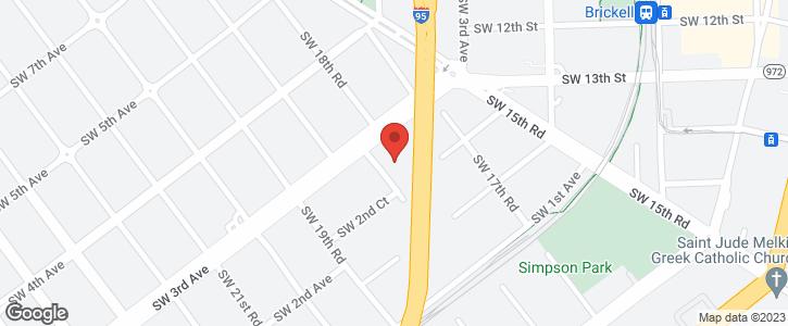 1775 SW 3 Ave Miami FL 33129