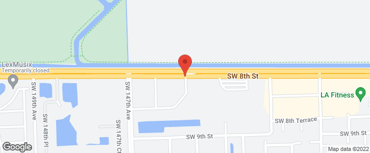 14590 SW 8th St Miami FL 33184
