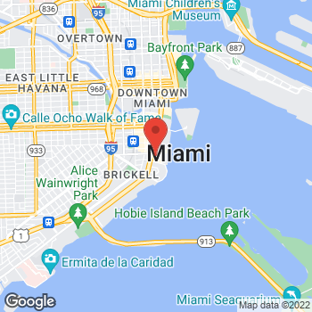 Map of Fifth Third Mortgage - Jason Concepcion at 1221 Brickell Avenue, Miami, FL 33131