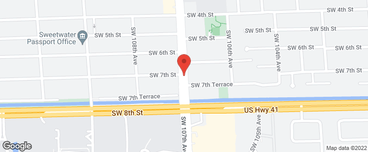 SW 107 AVE Miami FL 33174