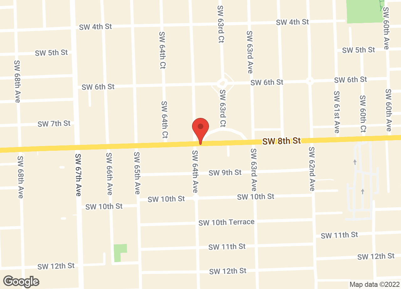 Google Map of VCA Cabrera Animal Hospital
