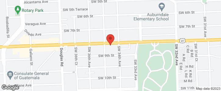 SW 8th St Miami FL 33184
