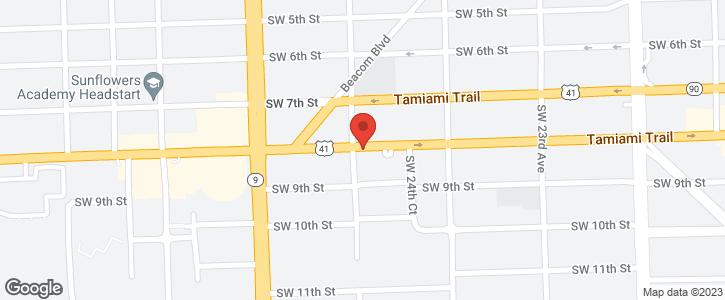 SW 8 Street Miami FL 33135