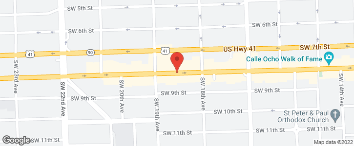 1841 SW 8 STREET Miami FL 33135