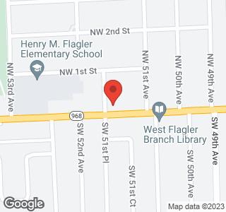 5151 W Flagler Street