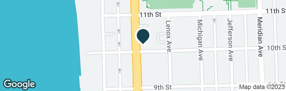 Google Map of1011 ALTON RD