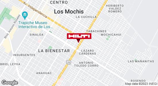 Obtener indicaciones para Ocurre Paqex Los Mochis