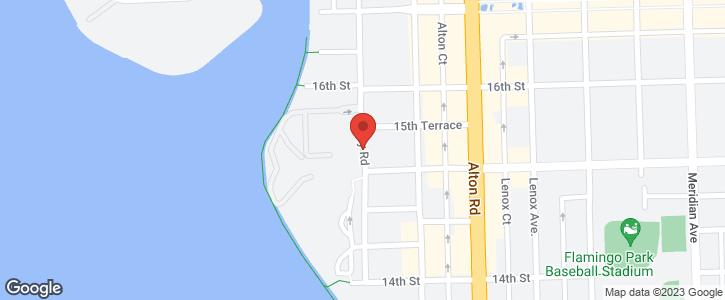 1525 Bay  Rd Miami Beach FL 33139
